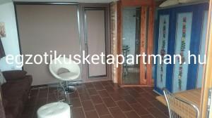 Rozmaring apartman belső tér
